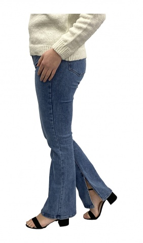 queen_hearts_jeans_flared_blue